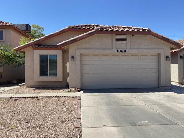 4545 N 67TH Avenue #1068, Phoenix, AZ 85033 (MLS #6082719) :: Klaus Team Real Estate Solutions