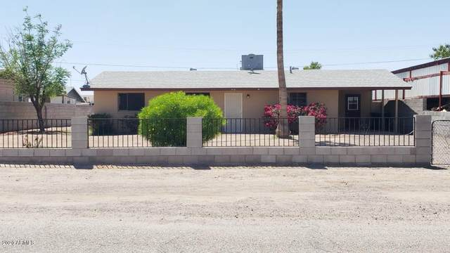 410 N Weidner Avenue, Gila Bend, AZ 85337 (MLS #6082721) :: Klaus Team Real Estate Solutions