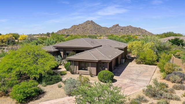 33840 N 81ST Street, Scottsdale, AZ 85266 (MLS #6082763) :: Revelation Real Estate
