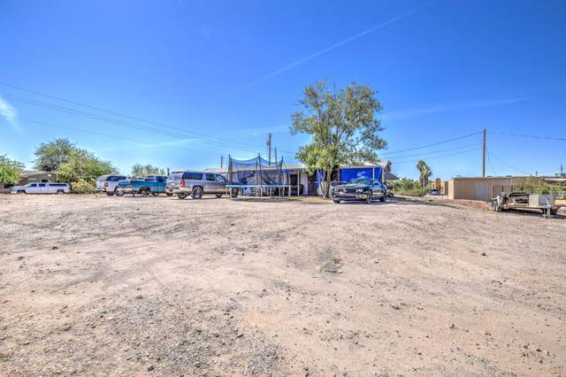 1769 E Broadway Avenue, Apache Junction, AZ 85119 (MLS #6082768) :: Brett Tanner Home Selling Team