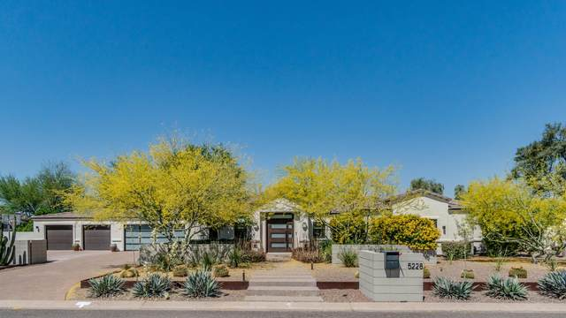 5228 N 70TH Place, Paradise Valley, AZ 85253 (MLS #6082775) :: Lucido Agency