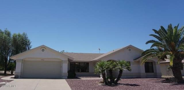 19922 N 146TH Way, Sun City West, AZ 85375 (MLS #6082788) :: Maison DeBlanc Real Estate