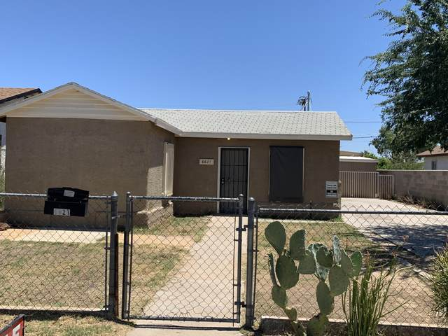 6621 N 55TH Avenue, Glendale, AZ 85301 (MLS #6082789) :: The Daniel Montez Real Estate Group