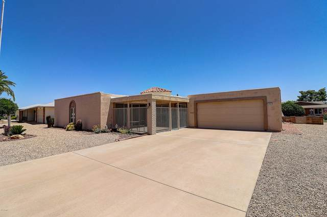 10841 W Campana Drive, Sun City, AZ 85351 (MLS #6082817) :: Openshaw Real Estate Group in partnership with The Jesse Herfel Real Estate Group