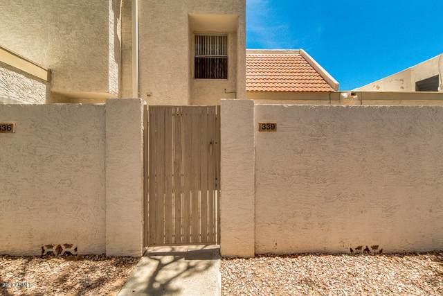 1342 W Emerald Avenue #339, Mesa, AZ 85202 (MLS #6082829) :: The Bill and Cindy Flowers Team