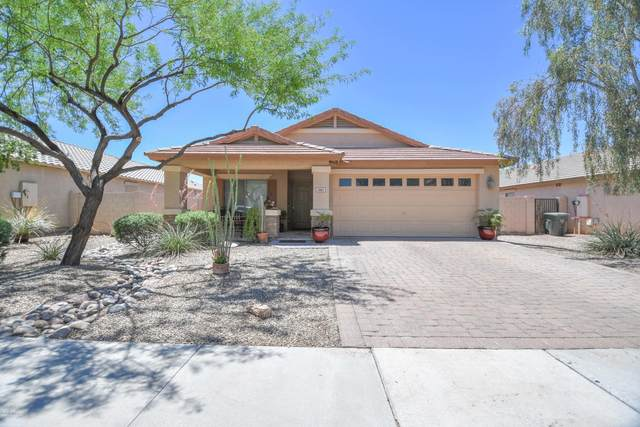 1365 E Prickly Pear Drive, Casa Grande, AZ 85122 (MLS #6082835) :: neXGen Real Estate