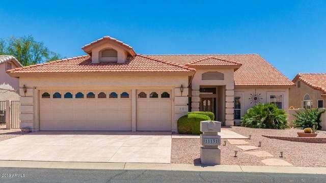 11131 E Elmhurst Drive, Sun Lakes, AZ 85248 (MLS #6082844) :: Devor Real Estate Associates