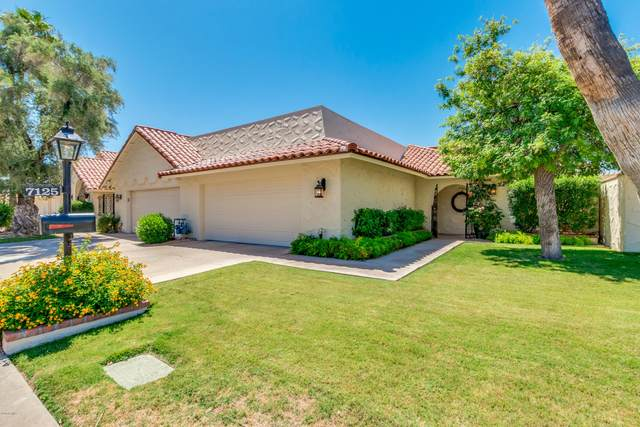 7125 E Arlington Road, Paradise Valley, AZ 85253 (MLS #6082863) :: Lucido Agency
