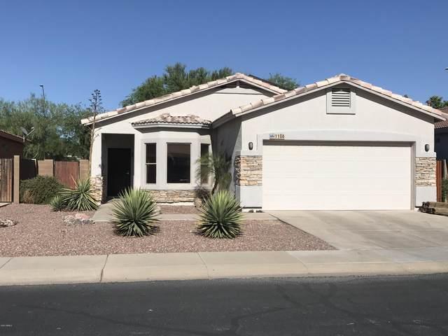 1186 N Verbena Place, Casa Grande, AZ 85122 (MLS #6082871) :: Devor Real Estate Associates