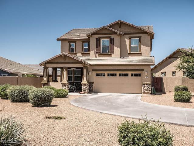 116 S Alberta Circle, Mesa, AZ 85206 (MLS #6082877) :: The Daniel Montez Real Estate Group