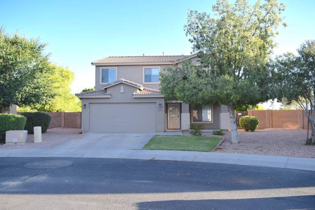 14244 N 160th Drive, Surprise, AZ 85379 (MLS #6082900) :: Lux Home Group at  Keller Williams Realty Phoenix