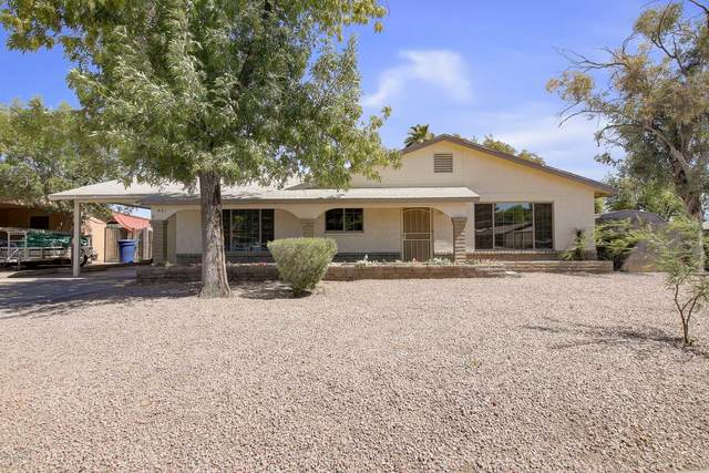 401 E Tulane Drive, Tempe, AZ 85283 (MLS #6082925) :: Revelation Real Estate