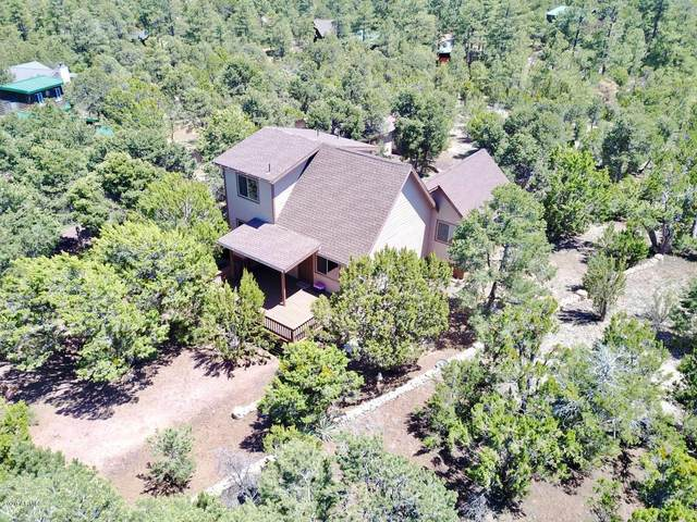 1555 Rock Ridge Circle, Heber, AZ 85928 (MLS #6082929) :: The W Group