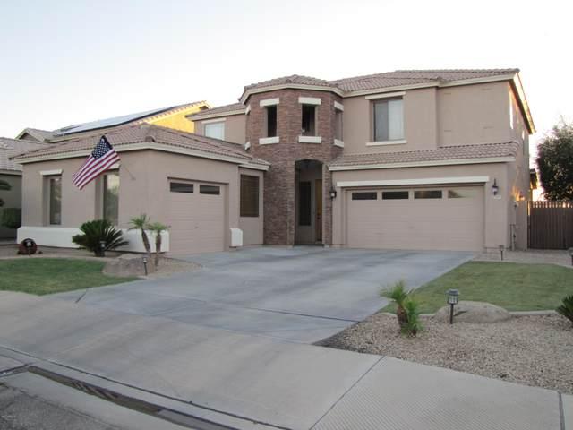1771 N Agave Street, Casa Grande, AZ 85122 (MLS #6082938) :: Yost Realty Group at RE/MAX Casa Grande