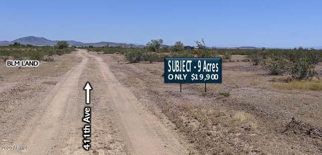 16950 S 411th Avenue, Tonopah, AZ 85354 (MLS #6082944) :: Conway Real Estate