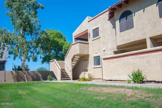850 S River Drive #2012, Tempe, AZ 85281 (MLS #6082946) :: The Daniel Montez Real Estate Group