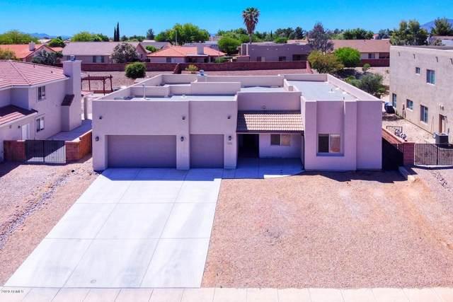 5274 Kylene Pl, Sierra Vista, AZ 85635 (MLS #6082958) :: Conway Real Estate