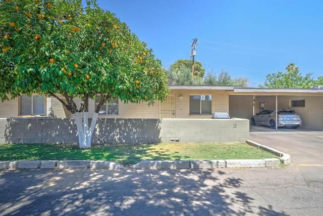1219 E Colter Street #13, Phoenix, AZ 85014 (MLS #6082986) :: Riddle Realty Group - Keller Williams Arizona Realty