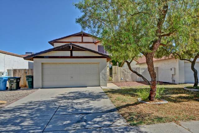 5032 W Gelding Drive, Glendale, AZ 85306 (MLS #6082991) :: The Property Partners at eXp Realty