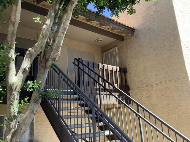 520 N Stapley Drive #214, Mesa, AZ 85203 (MLS #6082994) :: Howe Realty