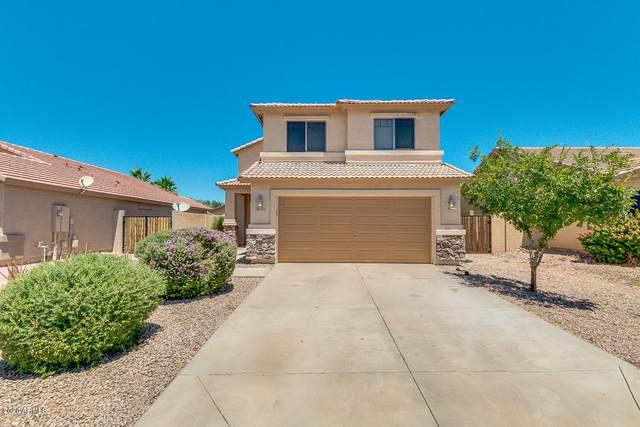 4334 W Fremont Road, Laveen, AZ 85339 (MLS #6083006) :: The W Group