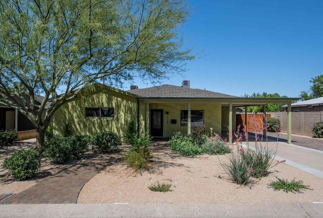 6726 N 11TH Street, Phoenix, AZ 85014 (MLS #6083013) :: Nate Martinez Team