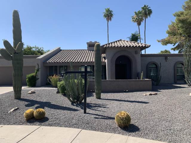 5024 E Ludlow Drive, Scottsdale, AZ 85254 (MLS #6083022) :: The Laughton Team