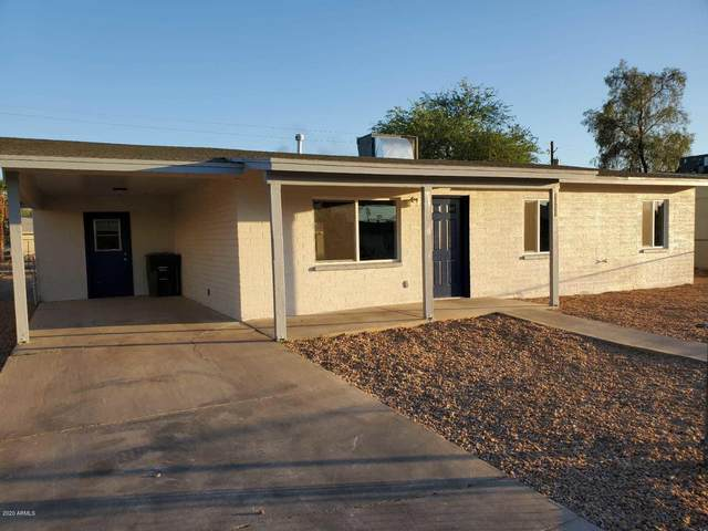 1331 W Iris Place, Casa Grande, AZ 85122 (MLS #6083033) :: Lux Home Group at  Keller Williams Realty Phoenix