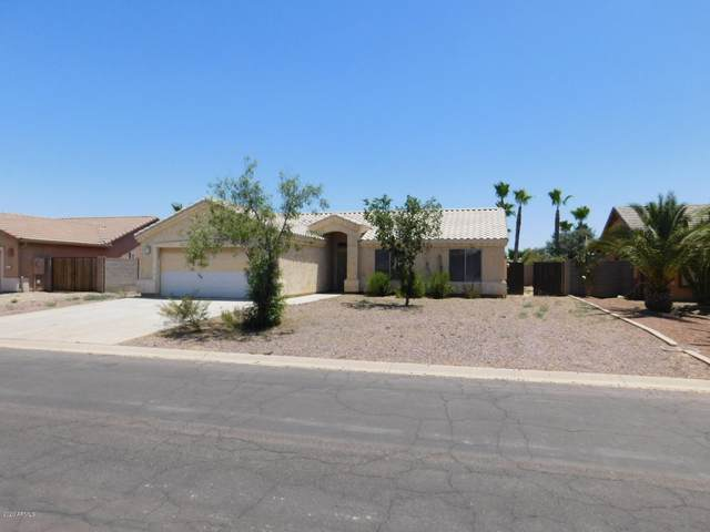 8381 W Teresita Drive, Arizona City, AZ 85123 (MLS #6083043) :: The Luna Team