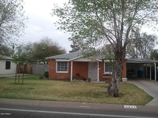3411 N 23RD Avenue, Phoenix, AZ 85015 (MLS #6083051) :: The Daniel Montez Real Estate Group