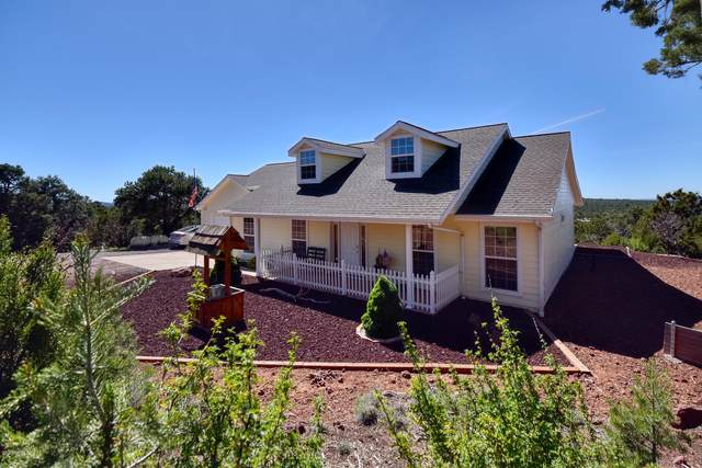 695 E Longpoint Vista, Williams, AZ 86046 (MLS #6083058) :: Lucido Agency