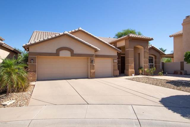 5170 W Laredo Court, Chandler, AZ 85226 (MLS #6083065) :: Lux Home Group at  Keller Williams Realty Phoenix