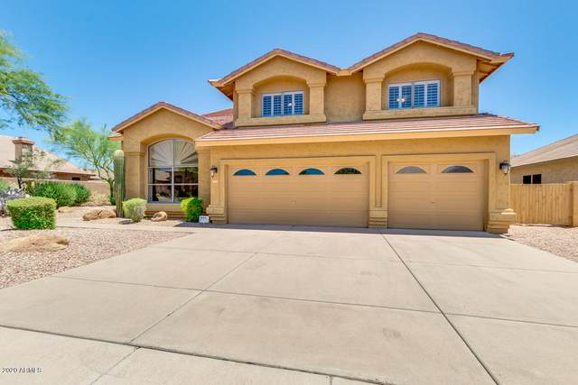 22221 N 41ST Street, Phoenix, AZ 85050 (MLS #6083068) :: The Laughton Team