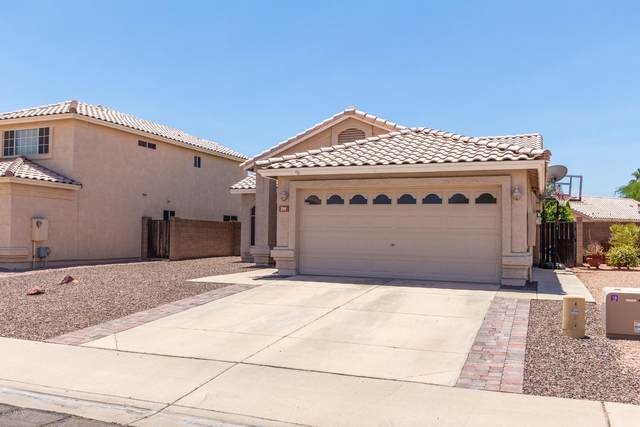 291 W Bruce Avenue, Gilbert, AZ 85233 (MLS #6083084) :: Conway Real Estate