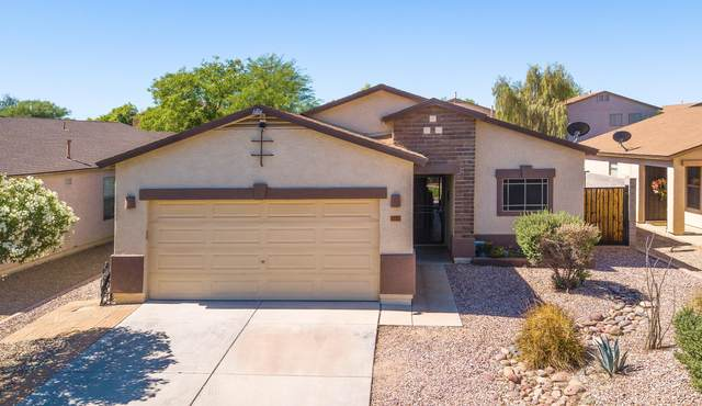 1733 E Desert Rose Trail, San Tan Valley, AZ 85143 (MLS #6083088) :: The Helping Hands Team