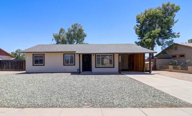 8827 W Sahuaro Drive, Peoria, AZ 85345 (MLS #6083098) :: Devor Real Estate Associates