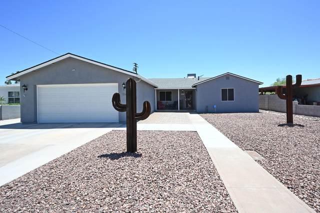 1601 W Glenrosa Avenue, Phoenix, AZ 85015 (MLS #6083104) :: Revelation Real Estate