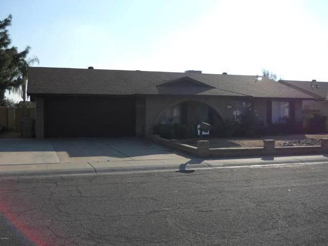 4801 W Purdue Avenue, Glendale, AZ 85302 (MLS #6083127) :: Nate Martinez Team