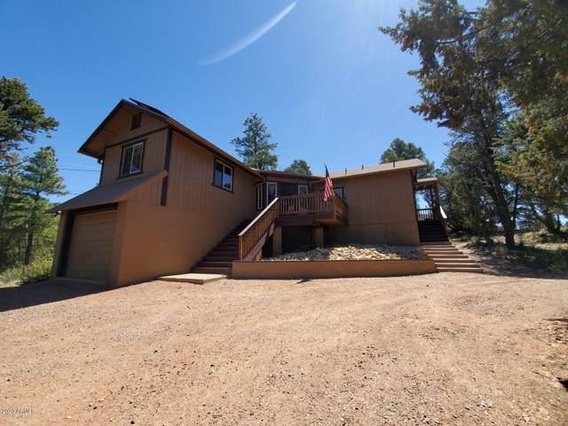 1950 Aspen Lane, Overgaard, AZ 85933 (MLS #6083149) :: Riddle Realty Group - Keller Williams Arizona Realty