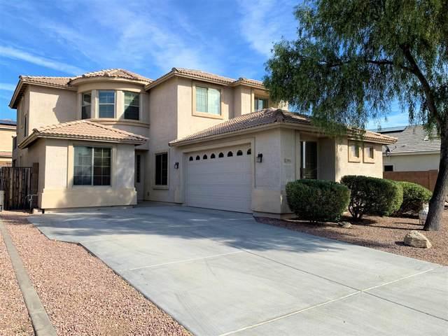 25814 W Magnolia Street, Buckeye, AZ 85326 (MLS #6083152) :: Brett Tanner Home Selling Team
