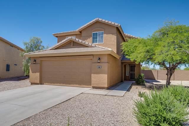 298 S 18TH Street, Coolidge, AZ 85128 (MLS #6083153) :: The Daniel Montez Real Estate Group