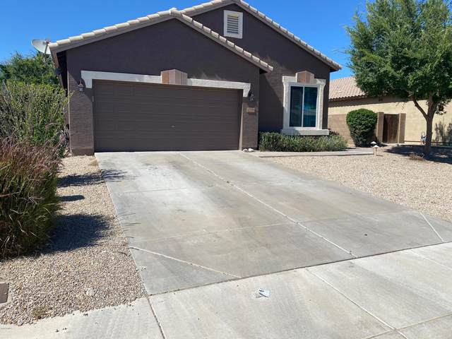 9418 W Ross Avenue, Peoria, AZ 85382 (MLS #6083155) :: The Daniel Montez Real Estate Group