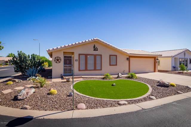 2101 S Meridian Road #21, Apache Junction, AZ 85120 (MLS #6083172) :: Brett Tanner Home Selling Team