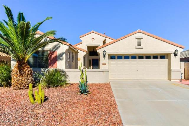 28056 N White Stone Way, San Tan Valley, AZ 85143 (MLS #6083173) :: The Helping Hands Team