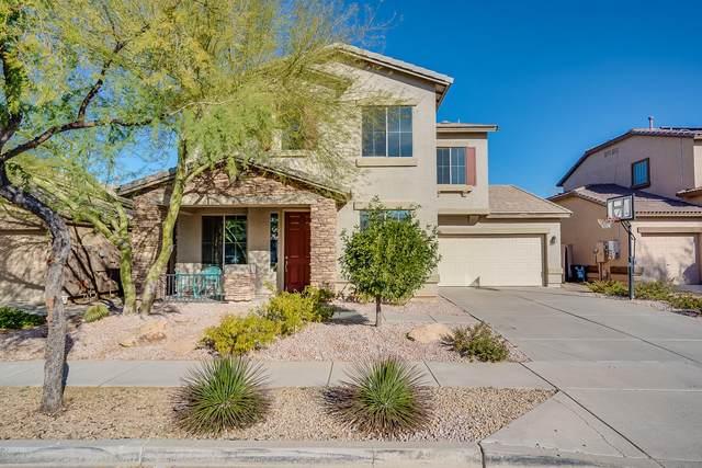 3438 W Galvin Street, Phoenix, AZ 85086 (MLS #6083181) :: neXGen Real Estate