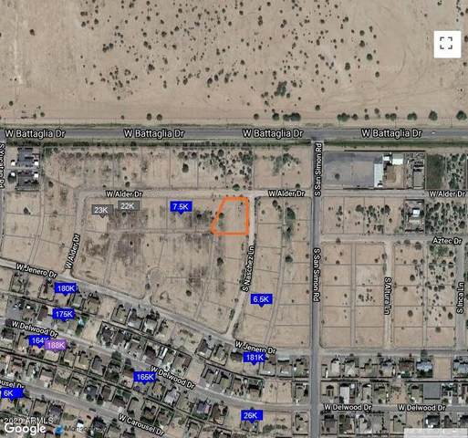 12990 S Naschez Lane, Arizona City, AZ 85123 (MLS #6083194) :: Long Realty West Valley