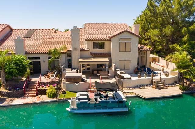 1156 W Edgewater Drive, Gilbert, AZ 85233 (MLS #6083204) :: Brett Tanner Home Selling Team