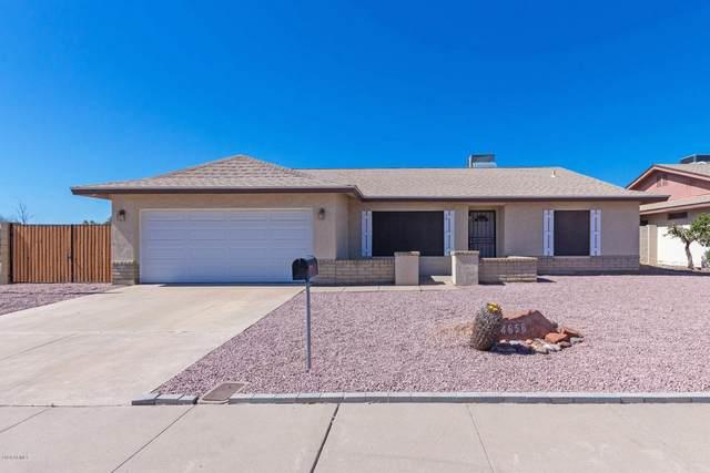 4858 W Cochise Drive, Glendale, AZ 85302 (MLS #6083240) :: The Daniel Montez Real Estate Group