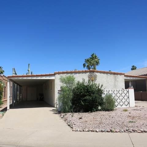 5836 E Leonora Street, Mesa, AZ 85215 (MLS #6083244) :: Brett Tanner Home Selling Team