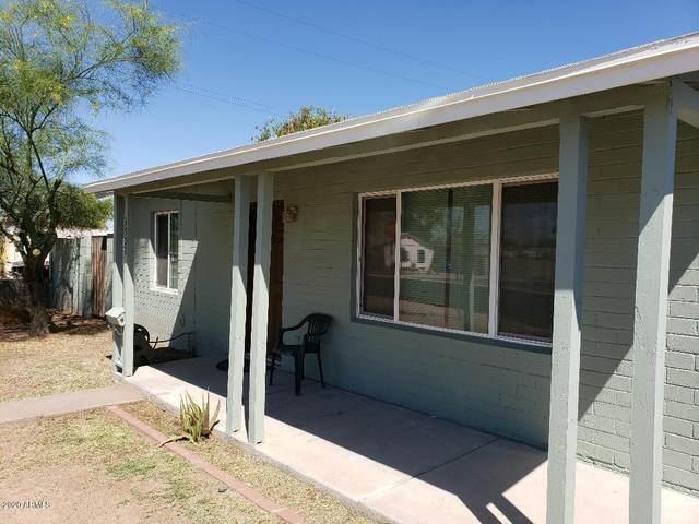 3502 E Polk Street, Phoenix, AZ 85008 (MLS #6083249) :: Devor Real Estate Associates